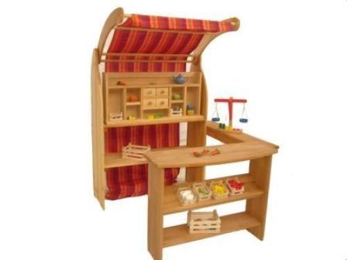 Waldorf-Spielständer | Bucheholz | Holz Spielzeug Peitz