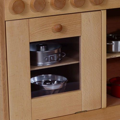 kinder herz teeservice 10 teilig holz spielzeug peitz. Black Bedroom Furniture Sets. Home Design Ideas