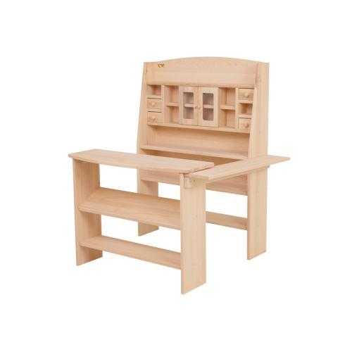 massivholz kinder kaufladen holz spielzeug peitz. Black Bedroom Furniture Sets. Home Design Ideas