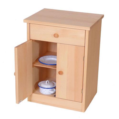 kinderk che spielkueche aus holz kinderherd holz spielzeug peitz. Black Bedroom Furniture Sets. Home Design Ideas