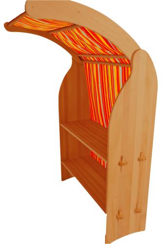 Waldorf Spielstander Massivholz Holz Spielzeug Peitz