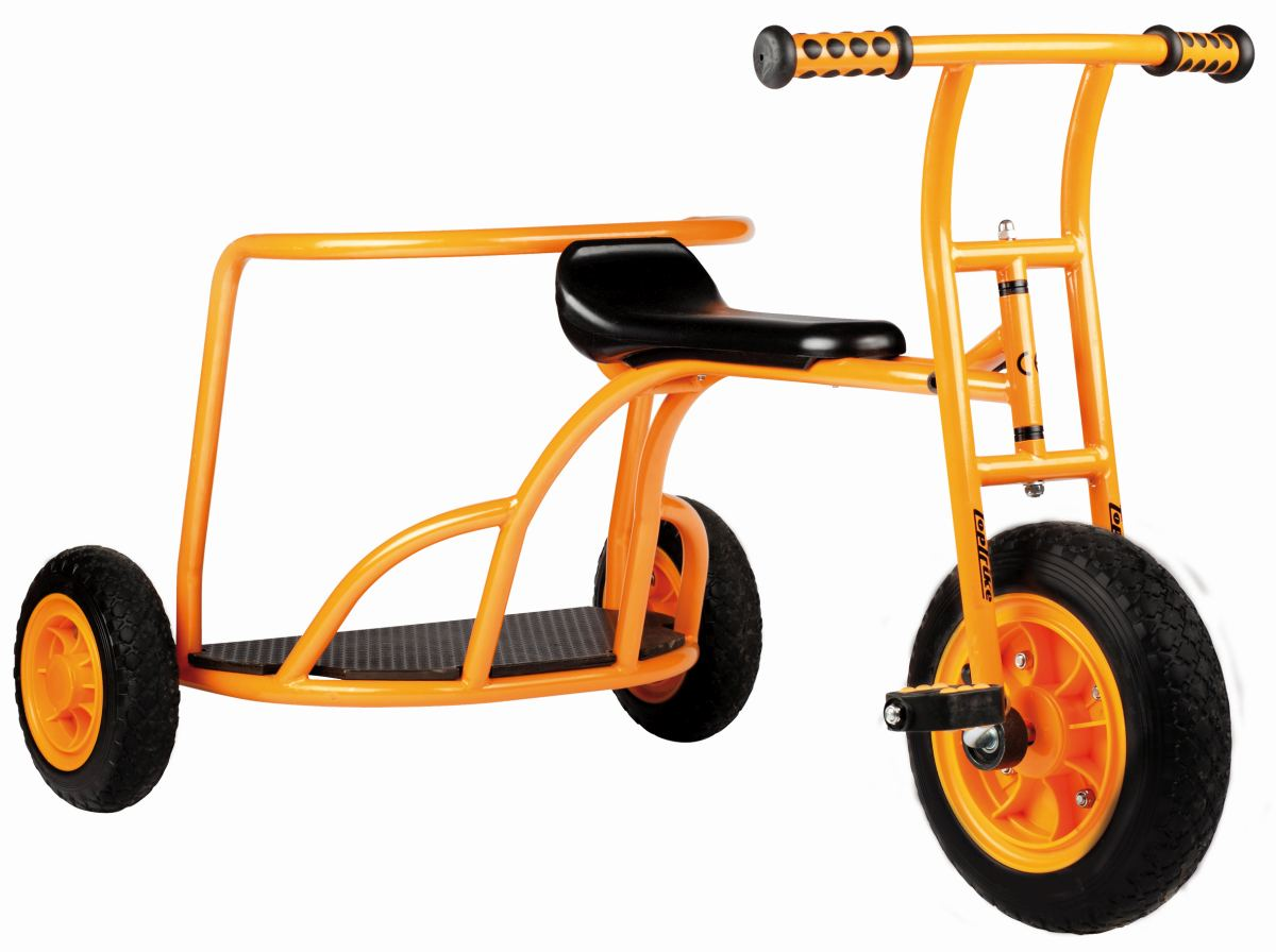 kinder dreirad express outdoor fahrzeug holz spielzeug peitz. Black Bedroom Furniture Sets. Home Design Ideas