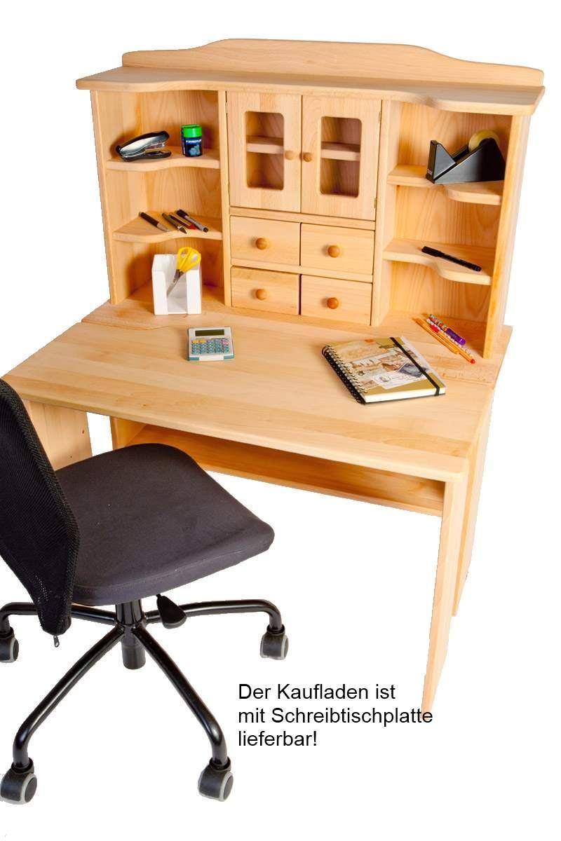 umbau vom kaufladen schreibtisch holz spielzeug peitz. Black Bedroom Furniture Sets. Home Design Ideas