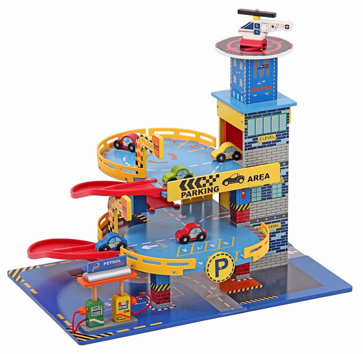 Spiel Parkhaus