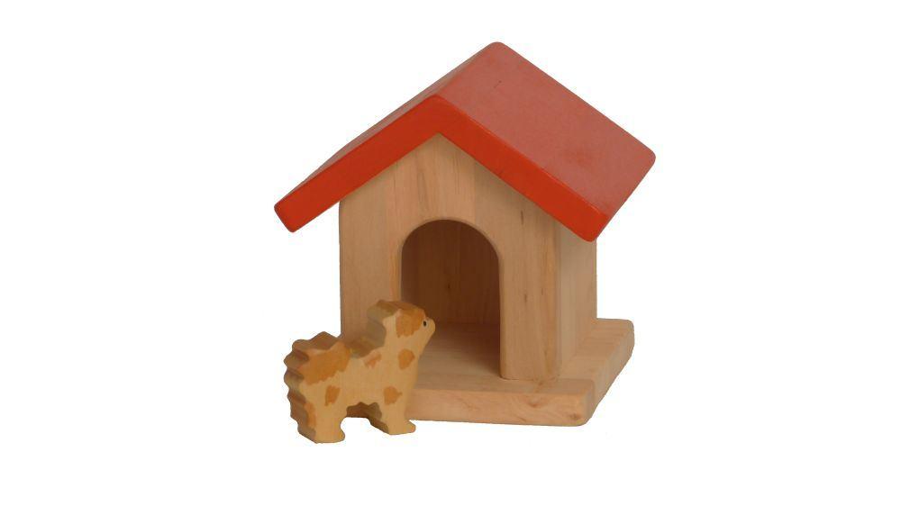 hundeh tte zubeh r holz bauernhof holz spielzeug peitz. Black Bedroom Furniture Sets. Home Design Ideas
