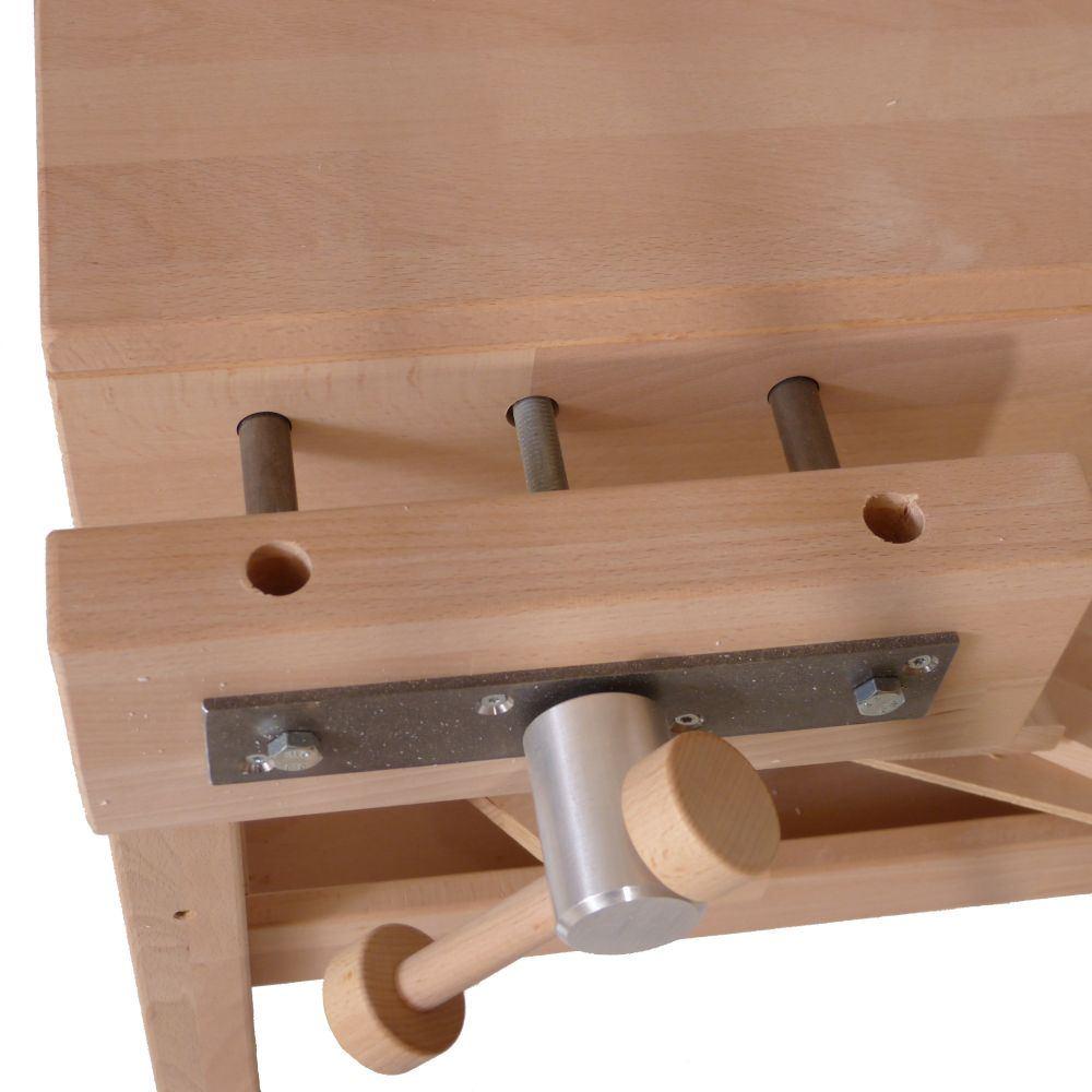 Großartig Nur hier! Kinder-Naturholz Werkbank | Holz Spielzeug Peitz DH52