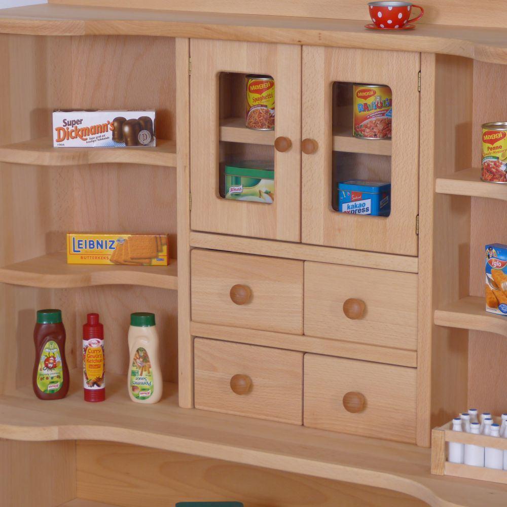 kinder kaufladen holz einkaufsladen holz spielzeug peitz. Black Bedroom Furniture Sets. Home Design Ideas