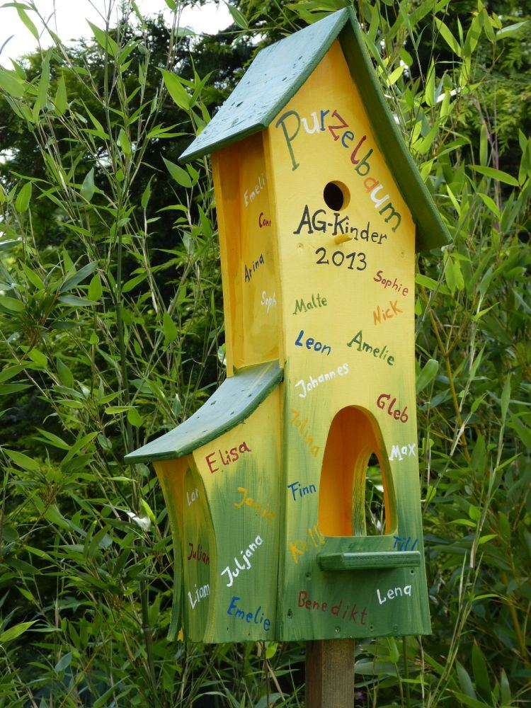 vogelhaus-nistkasten muster kindergarten | holz spielzeug peitz,