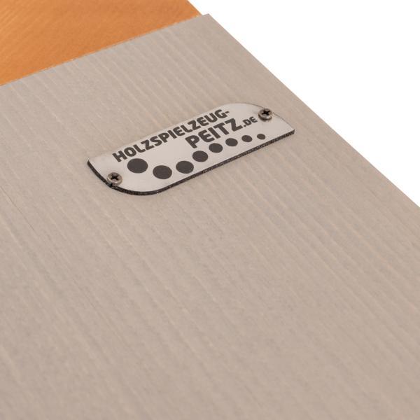 Outdoor-Kinder-Spielhaus 1060 | Holz Spielzeug Peitz