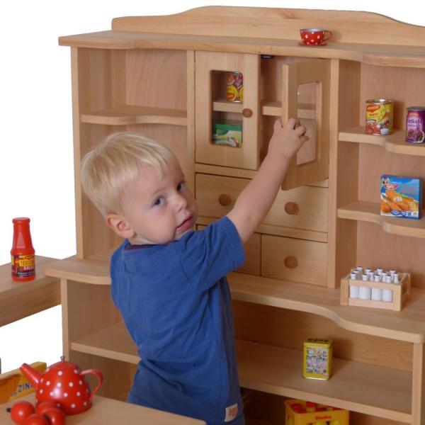 Kinder kaufladen holz einkaufsladen spielzeug peitz
